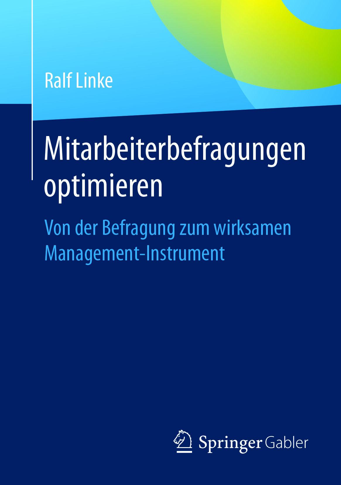 Linke, Ralf - Mitarbeiterbefragungen optimieren, ebook
