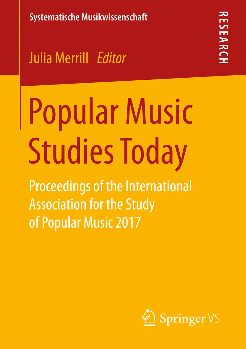 Merrill, Julia - Popular Music Studies Today, ebook