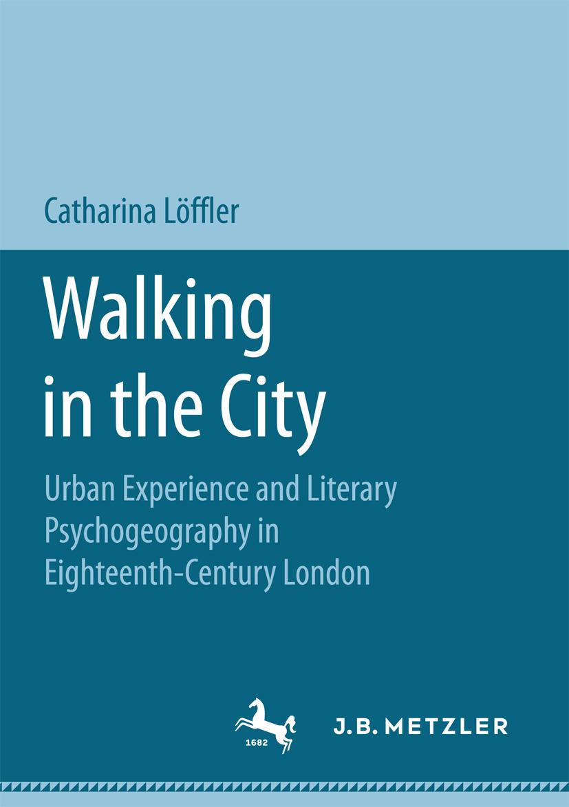 Löffler, Catharina - Walking in the City, ebook
