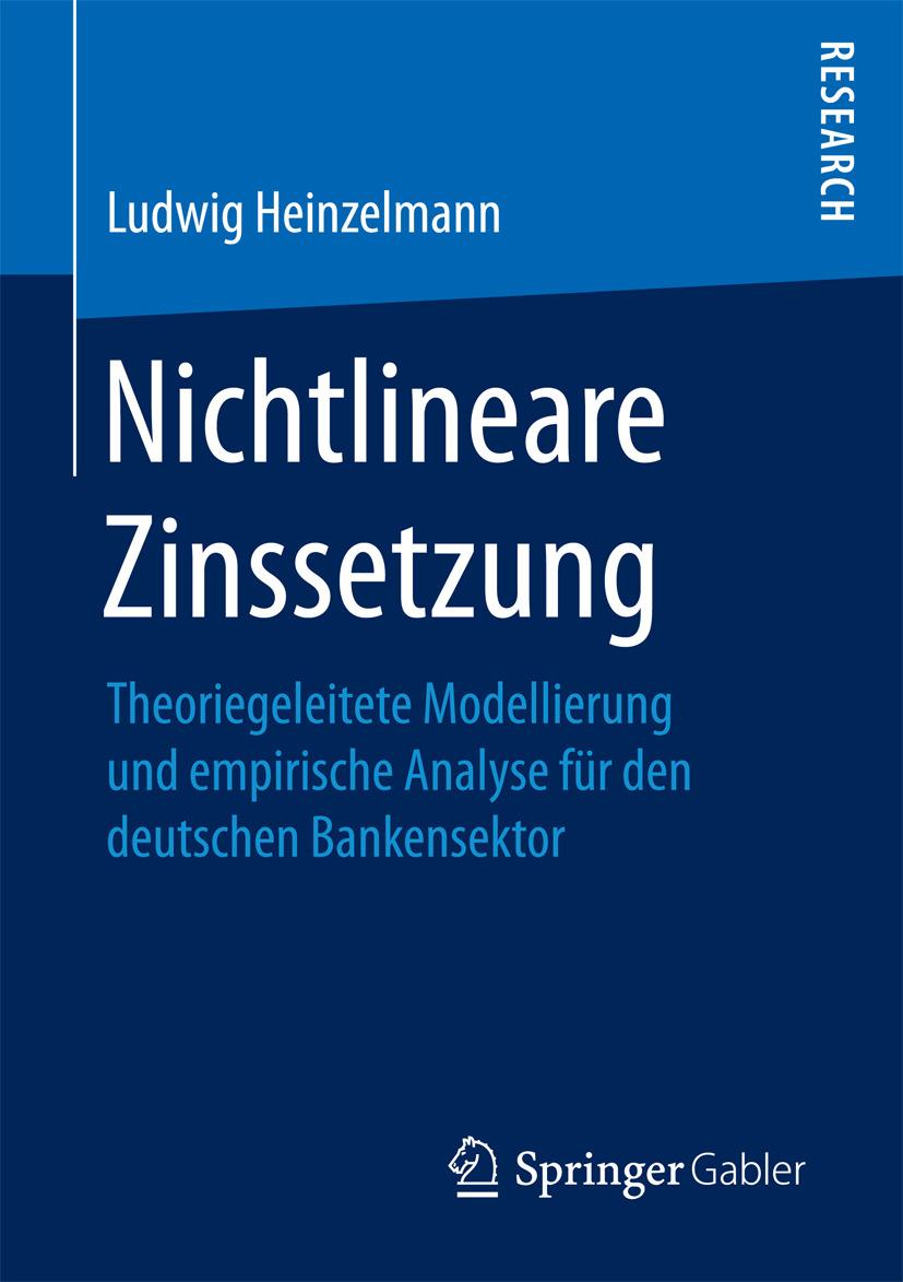 Heinzelmann, Ludwig - Nichtlineare Zinssetzung, ebook