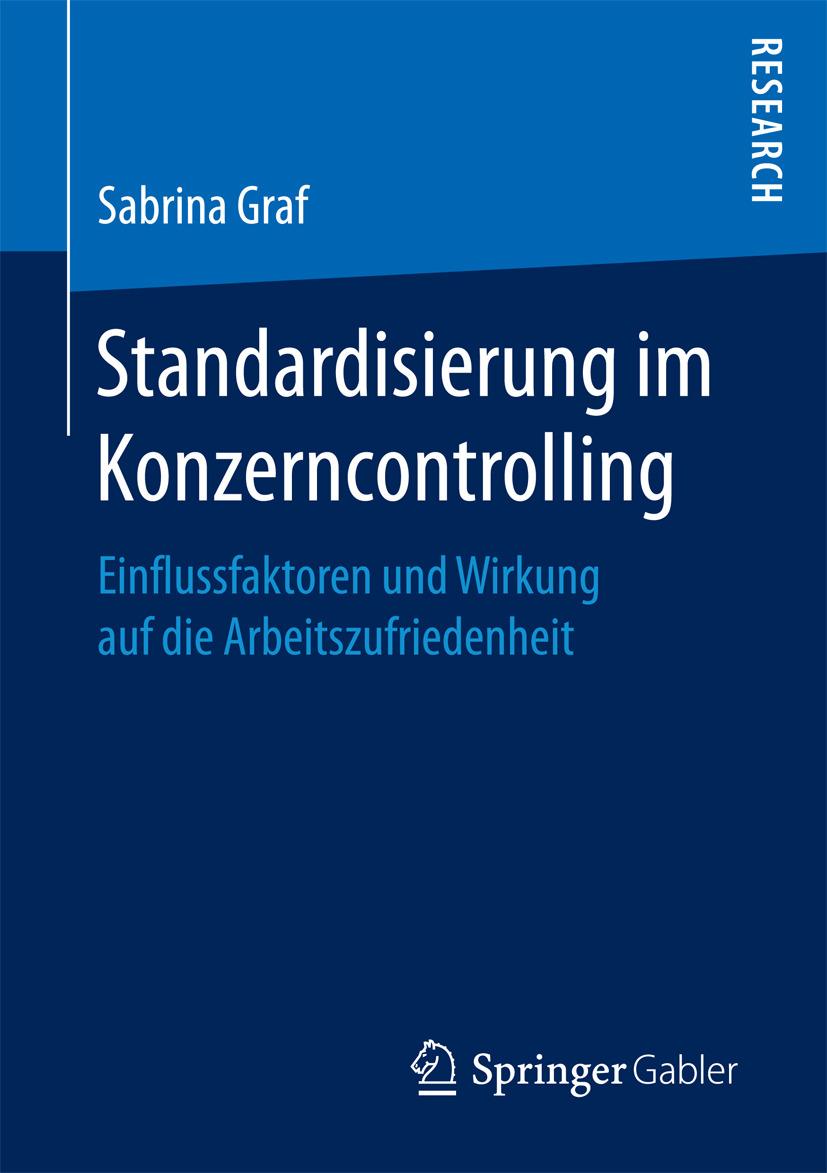 Graf, Sabrina - Standardisierung im Konzerncontrolling, ebook