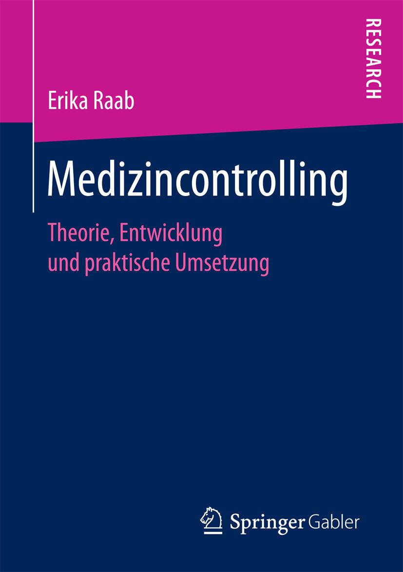 Raab, Erika - Medizincontrolling, ebook