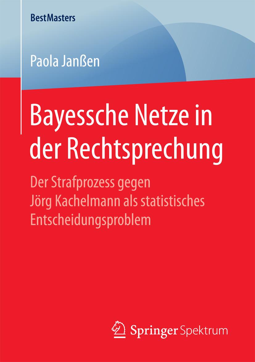 Janßen, Paola - Bayessche Netze in der Rechtsprechung, ebook