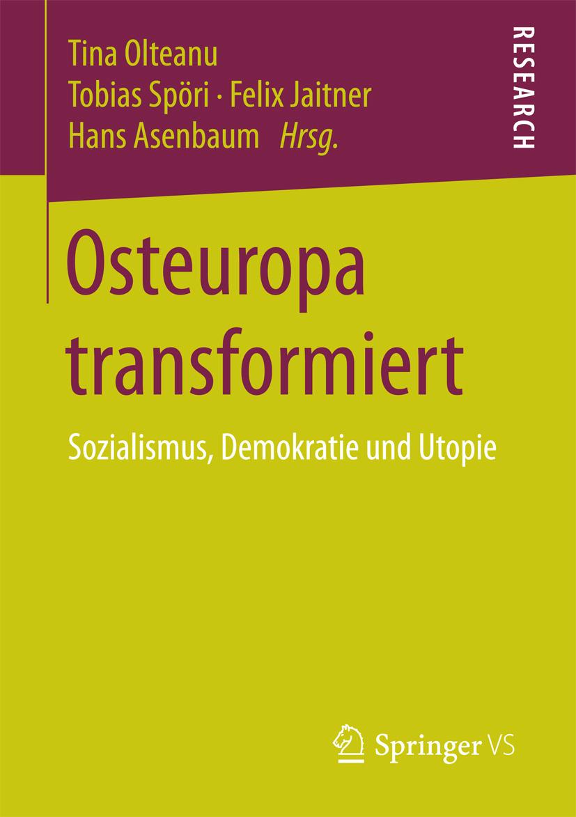 Asenbaum, Hans - Osteuropa transformiert, ebook