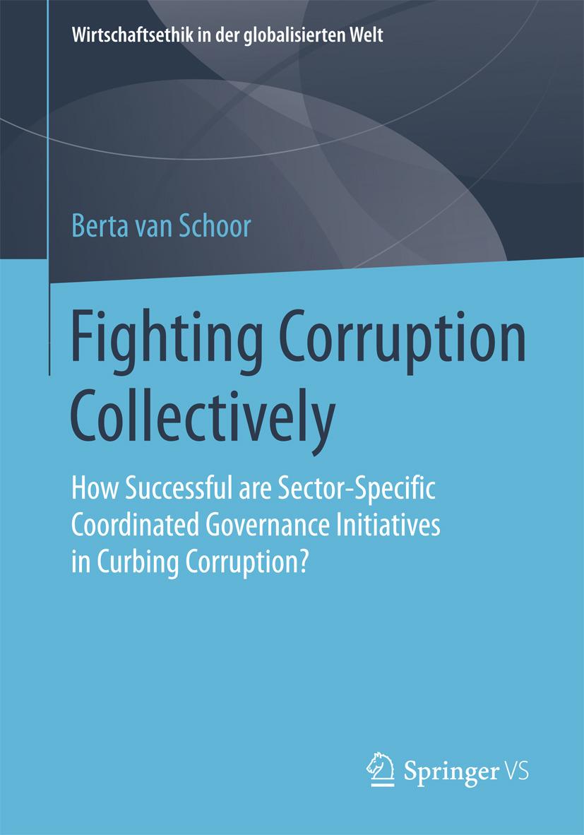 Schoor, Berta van - Fighting Corruption Collectively, ebook