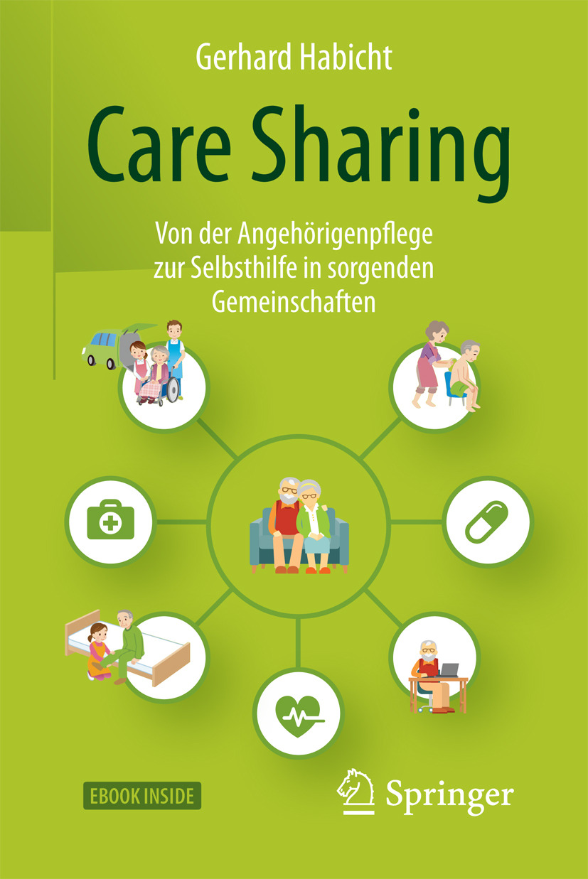 Habicht, Gerhard - Care Sharing, ebook