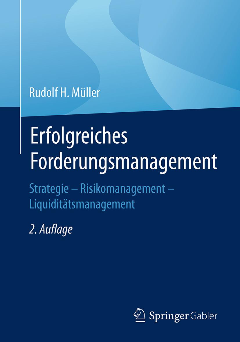 Müller, Rudolf H. - Erfolgreiches Forderungsmanagement, ebook