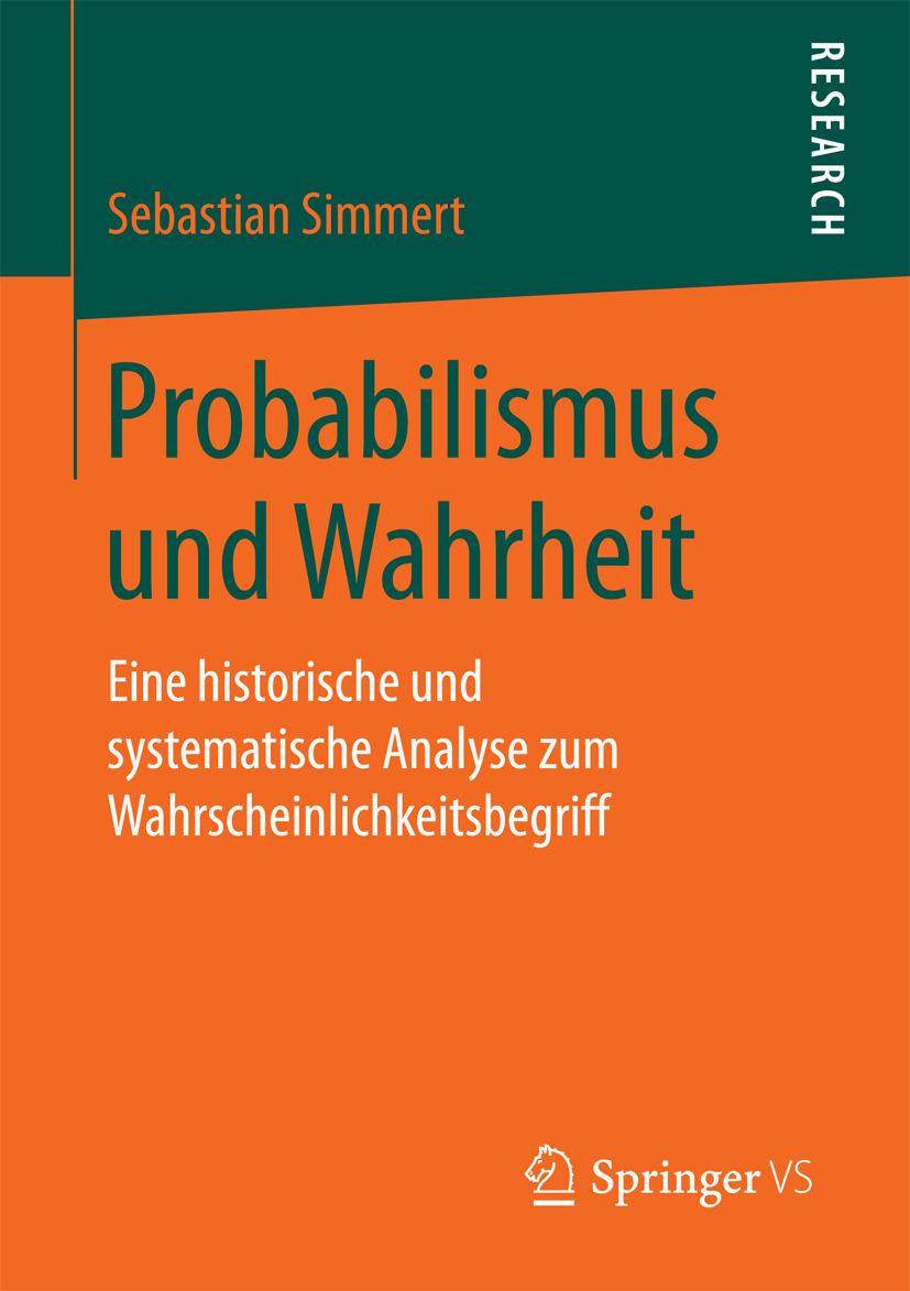 Simmert, Sebastian - Probabilismus und Wahrheit, ebook