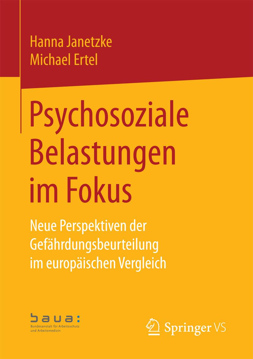 Arbeitsmedizi, Bundesanstalt für Arbeitsschutz und - Psychosoziale Belastungen im Fokus, ebook