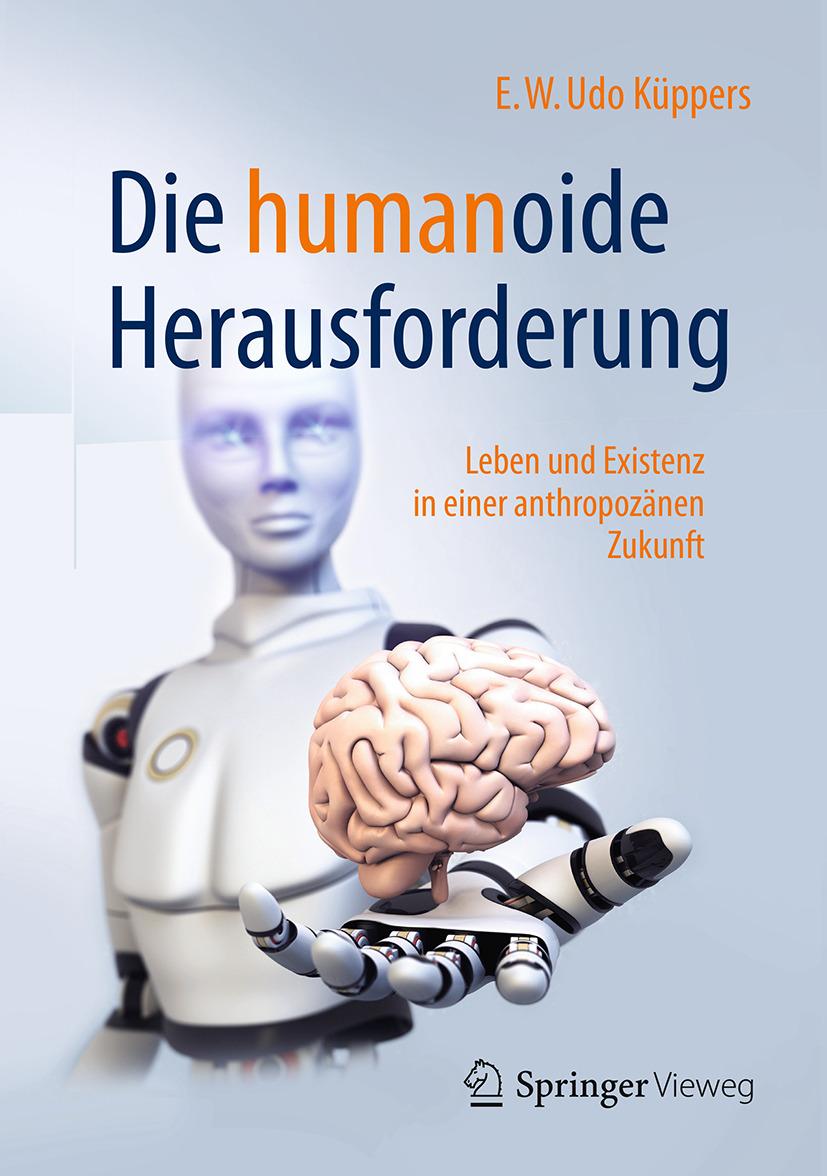 Küppers, E.W. Udo - Die humanoide Herausforderung, ebook