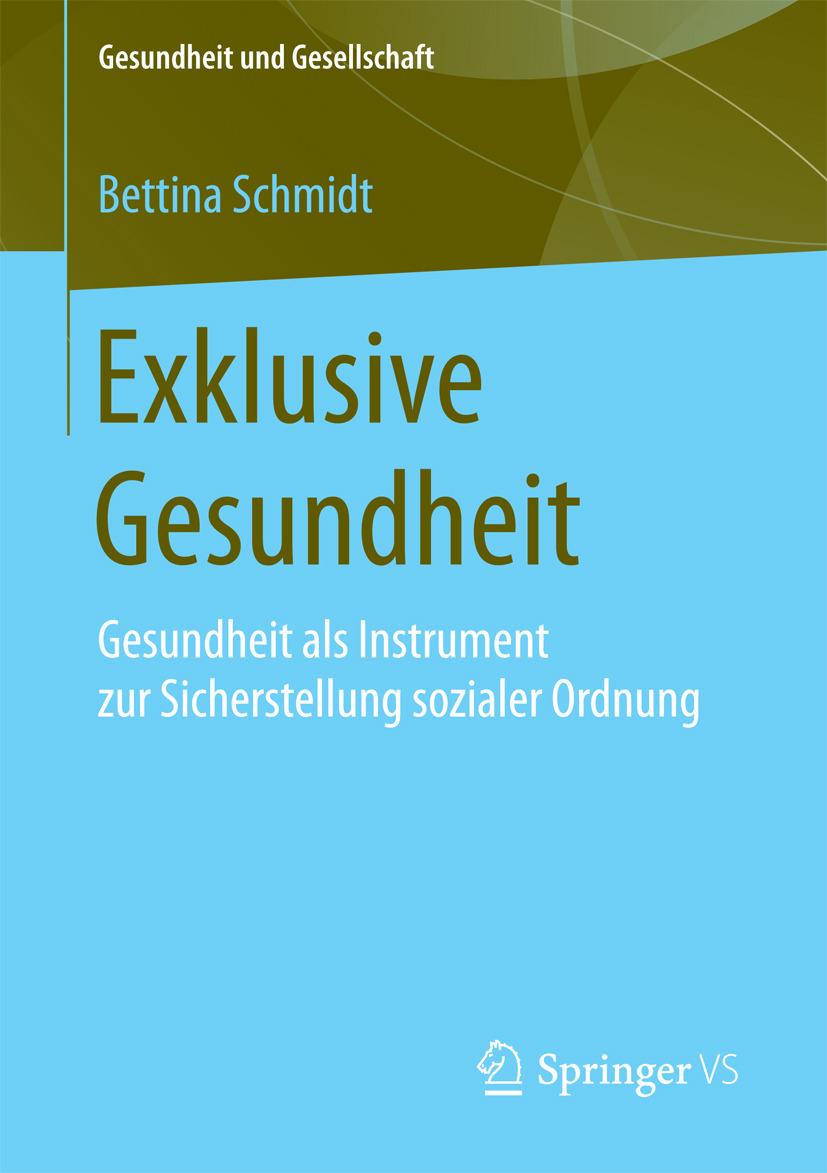 Schmidt, Bettina - Exklusive Gesundheit, ebook