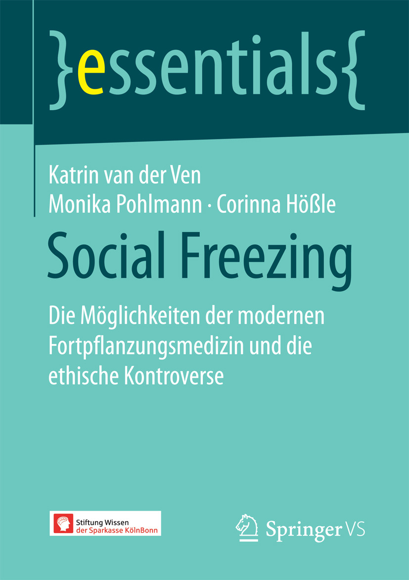 Hößle, Corinna - Social Freezing, ebook