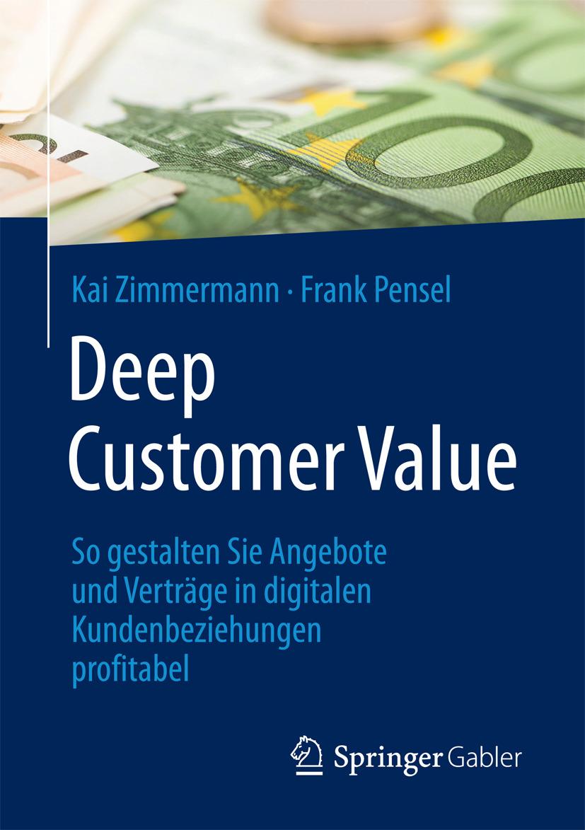 Pensel, Frank - Deep Customer Value, ebook
