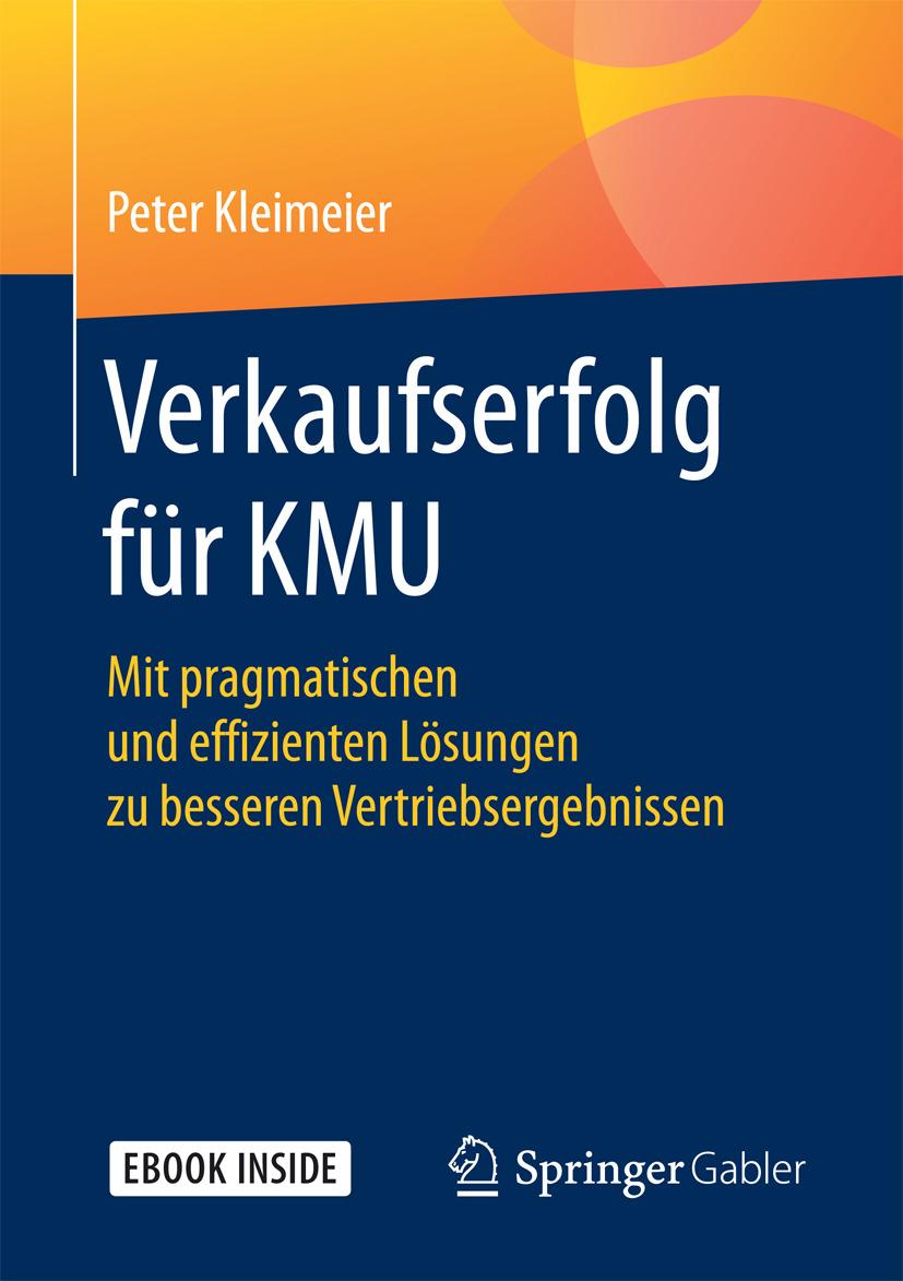 Kleimeier, Peter - Verkaufserfolg für KMU, ebook