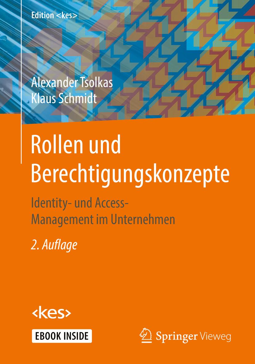 Schmidt, Klaus - Rollen und Berechtigungskonzepte, ebook