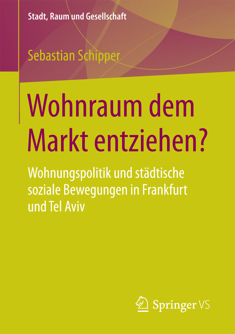 Schipper, Sebastian - Wohnraum dem Markt entziehen?, ebook