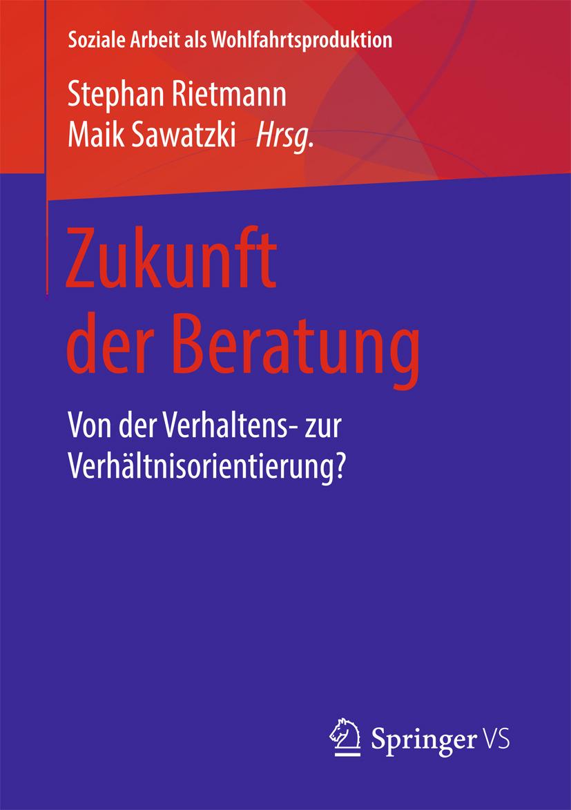 Rietmann, Stephan - Zukunft der Beratung, ebook