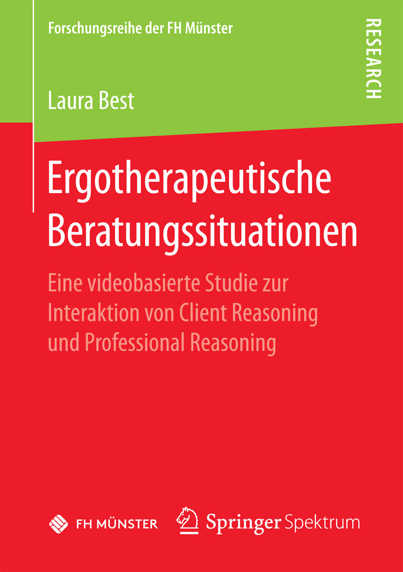 Best, Laura - Ergotherapeutische Beratungssituationen, ebook