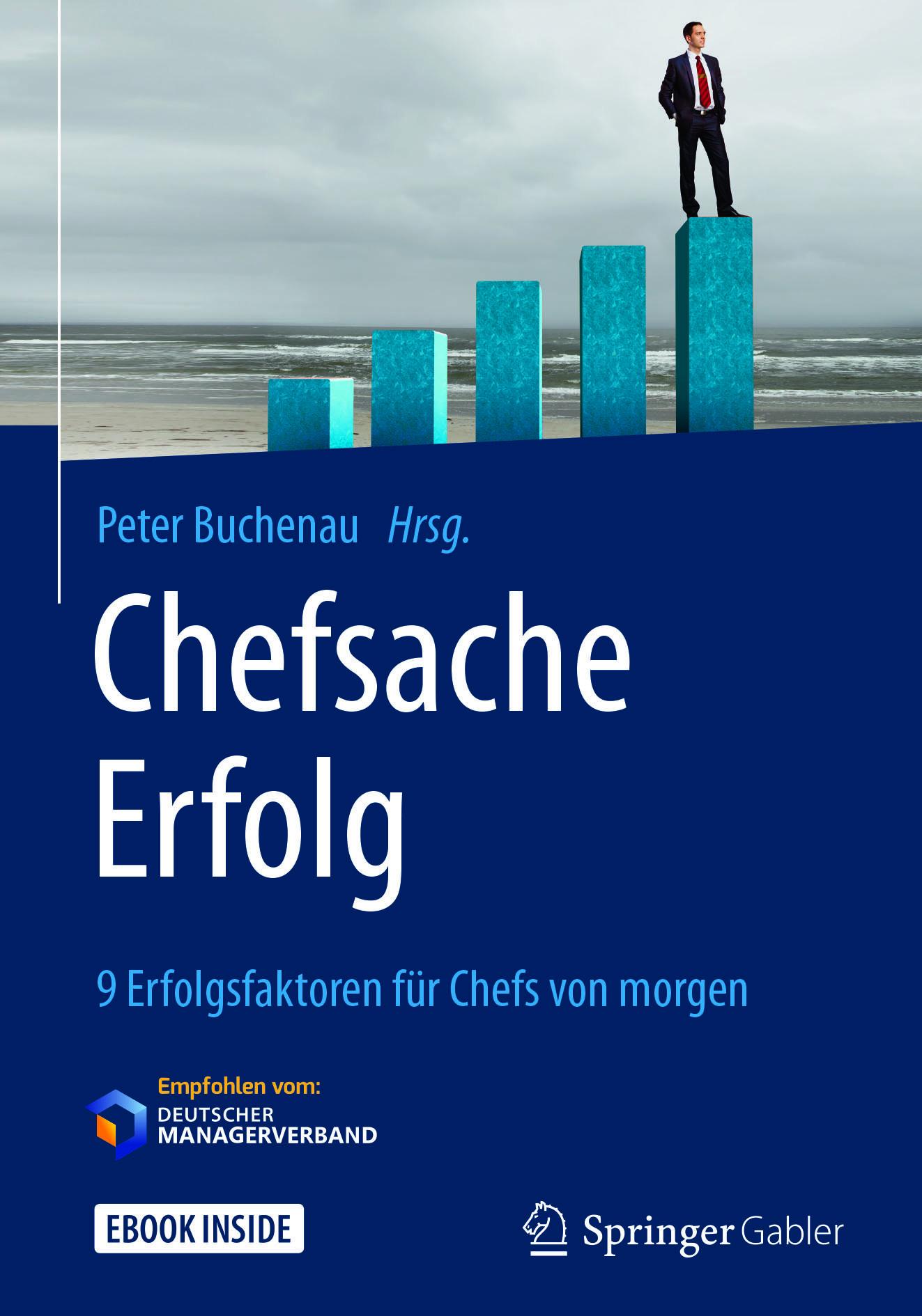 Buchenau, Peter - Chefsache Erfolg, ebook