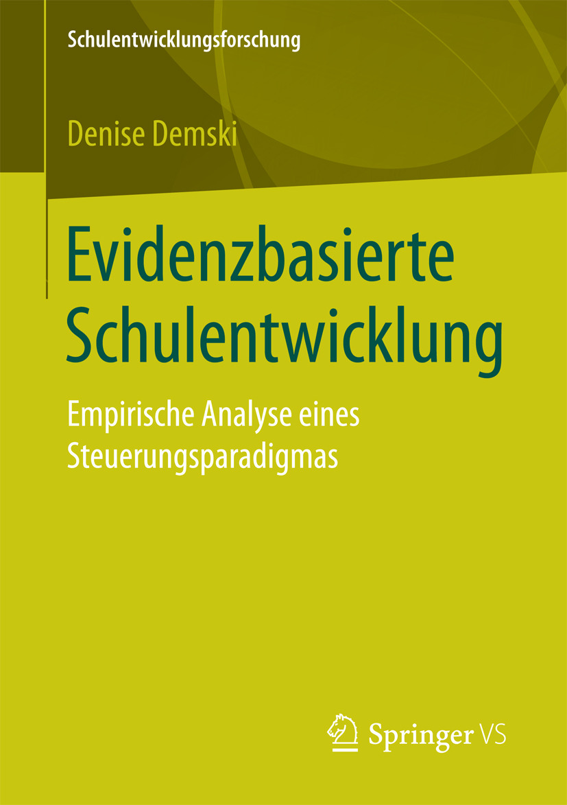 Demski, Denise - Evidenzbasierte Schulentwicklung, ebook