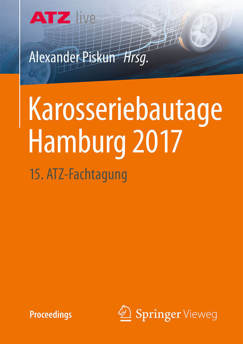 Piskun, Alexander - Karosseriebautage Hamburg 2017, ebook