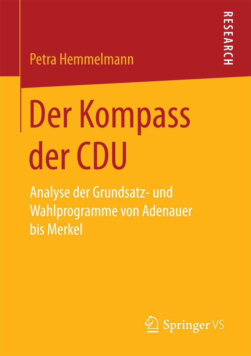 Hemmelmann, Petra - Der Kompass der CDU, ebook