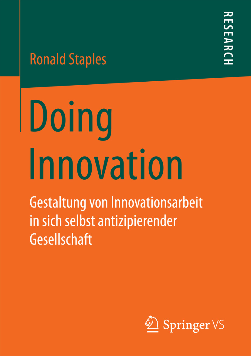 Staples, Ronald - Doing Innovation, ebook