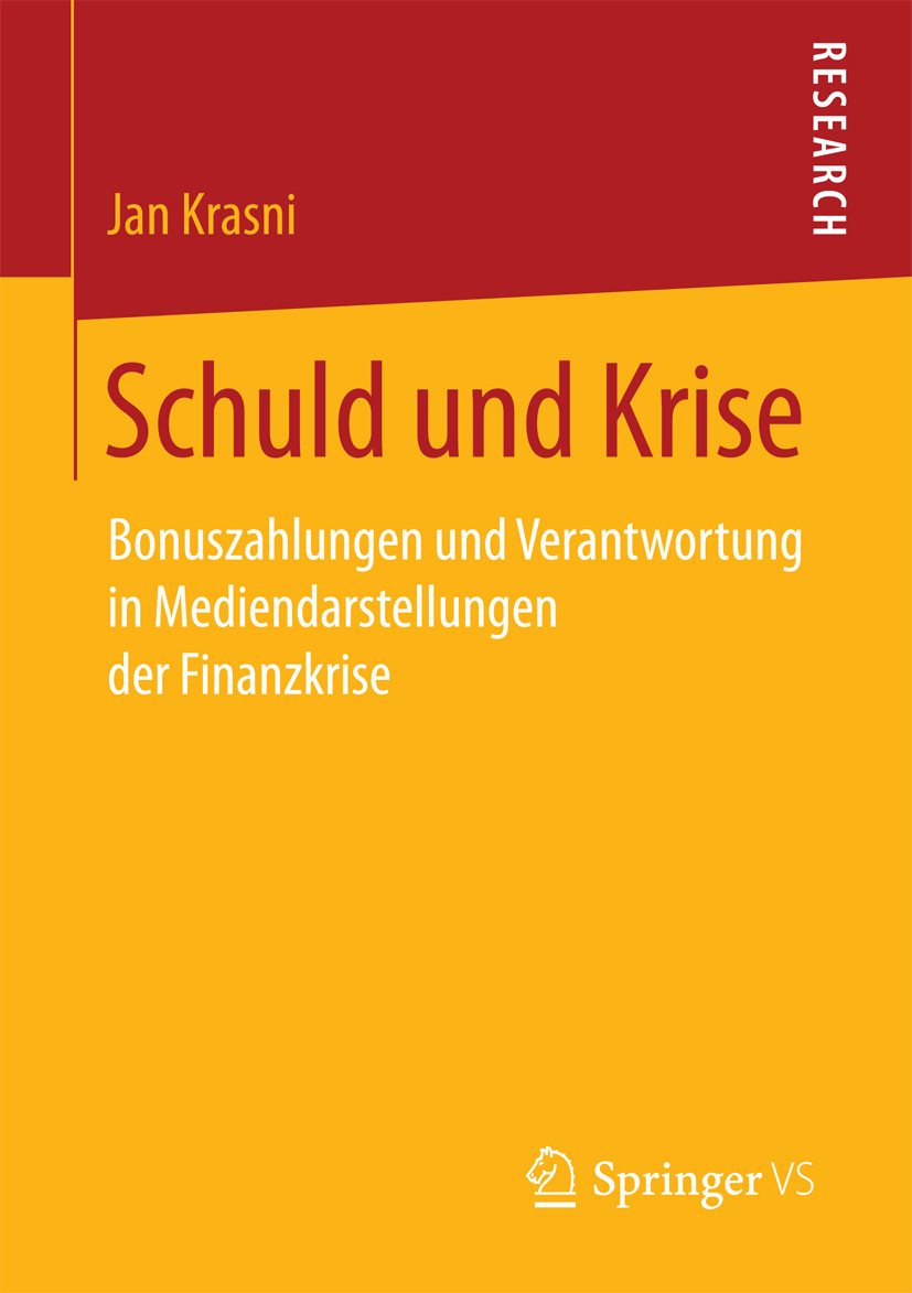 Krasni, Jan - Schuld und Krise, ebook