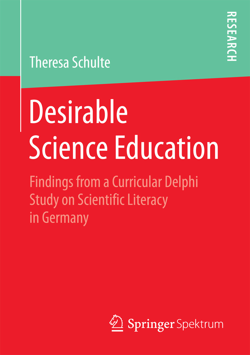 Schulte, Theresa - Desirable Science Education, e-bok