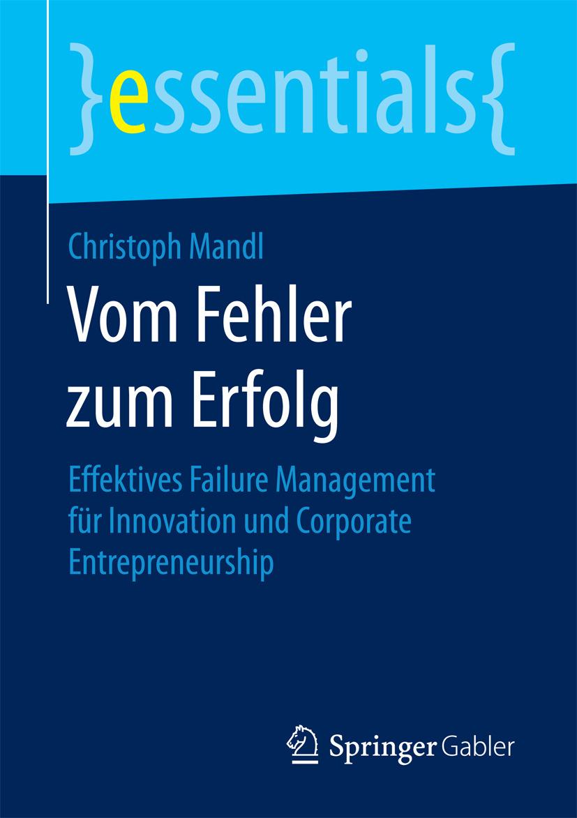 Mandl, Christoph - Vom Fehler zum Erfolg, ebook