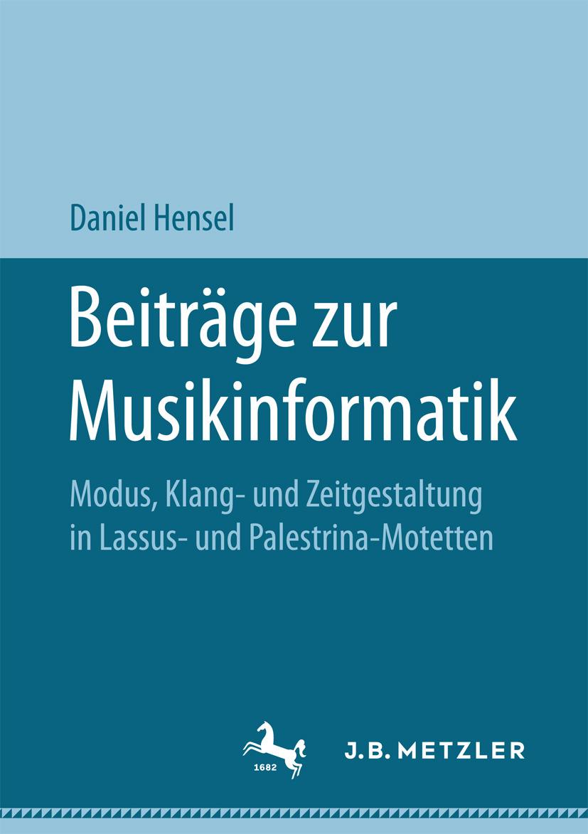 Hensel, Daniel - Beiträge zur Musikinformatik, ebook