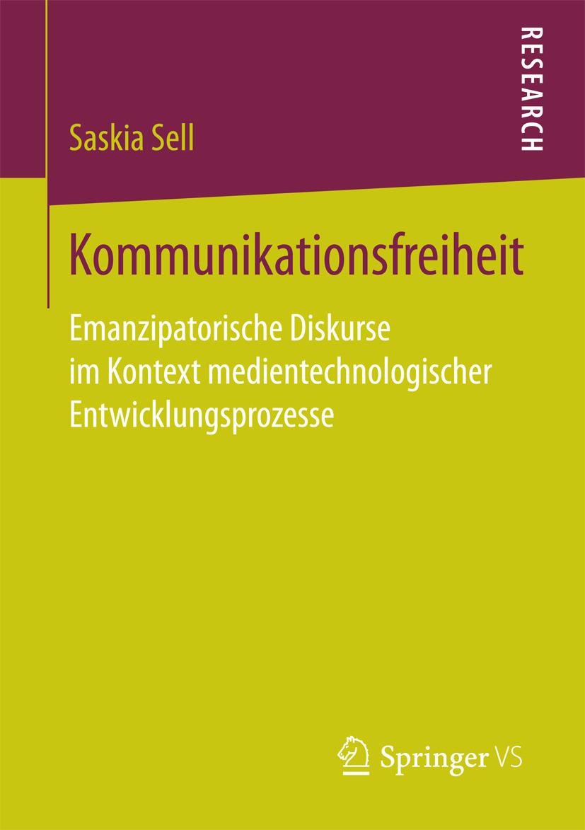 Sell, Saskia - Kommunikationsfreiheit, ebook
