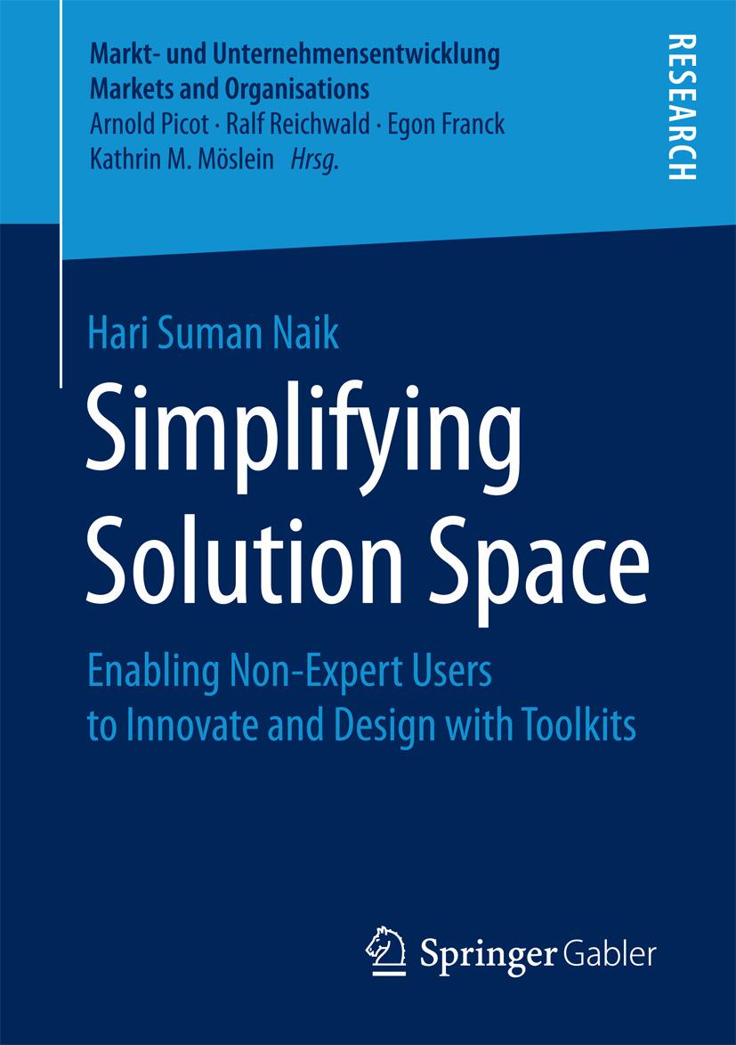 Naik, Hari Suman - Simplifying Solution Space, ebook