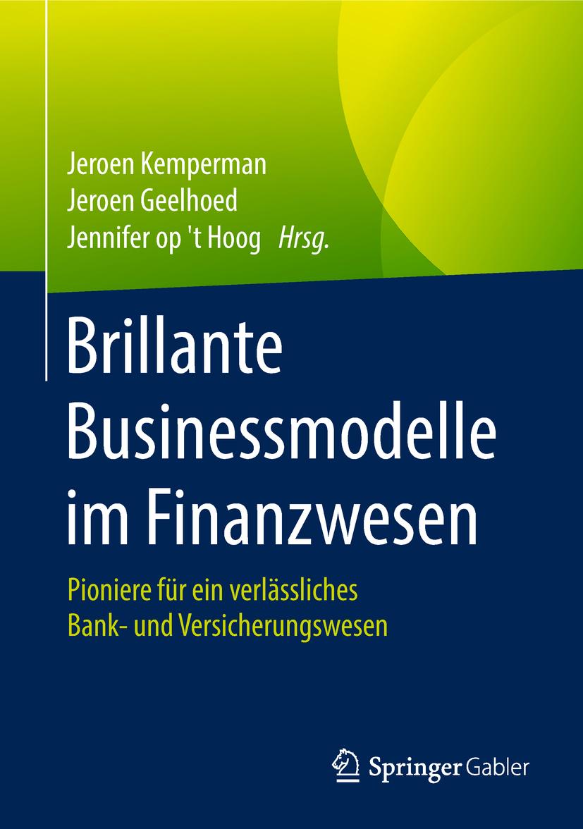 Geelhoed, Jeroen - Brillante Businessmodelle im Finanzwesen, ebook