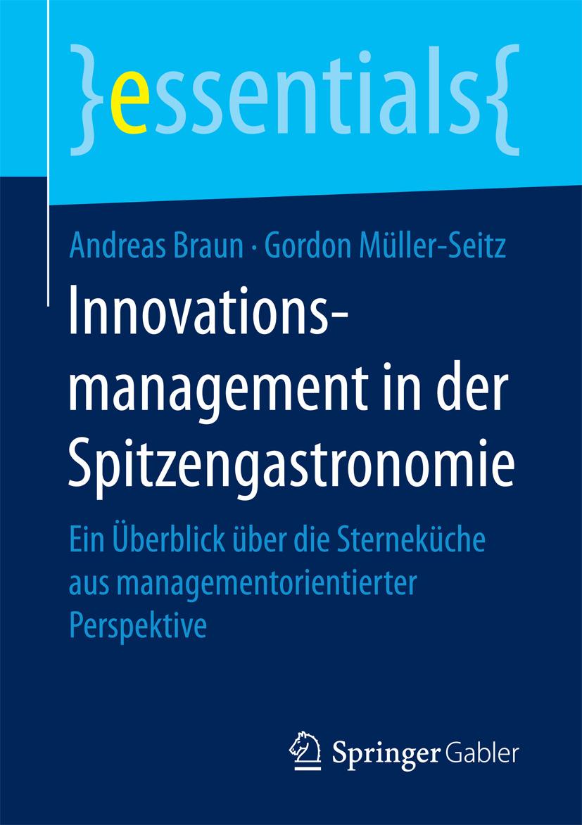 Braun, Andreas - Innovationsmanagement in der Spitzengastronomie, ebook