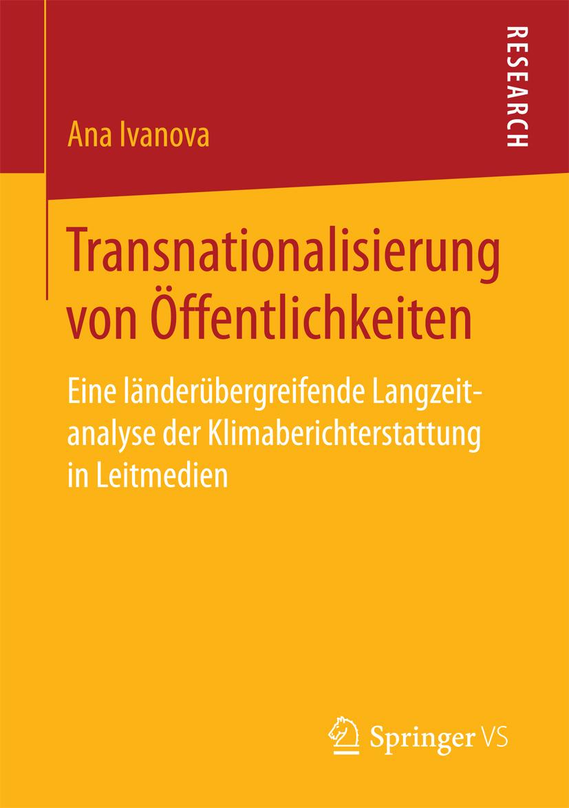Ivanova, Ana - Transnationalisierung von Öffentlichkeiten, ebook