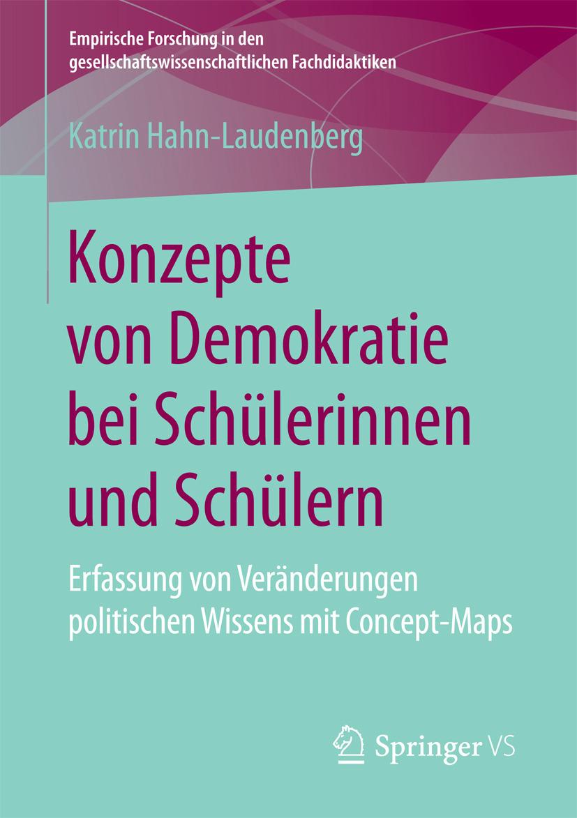 Hahn-Laudenberg, Katrin - Konzepte von Demokratie bei Schülerinnen und Schülern, ebook