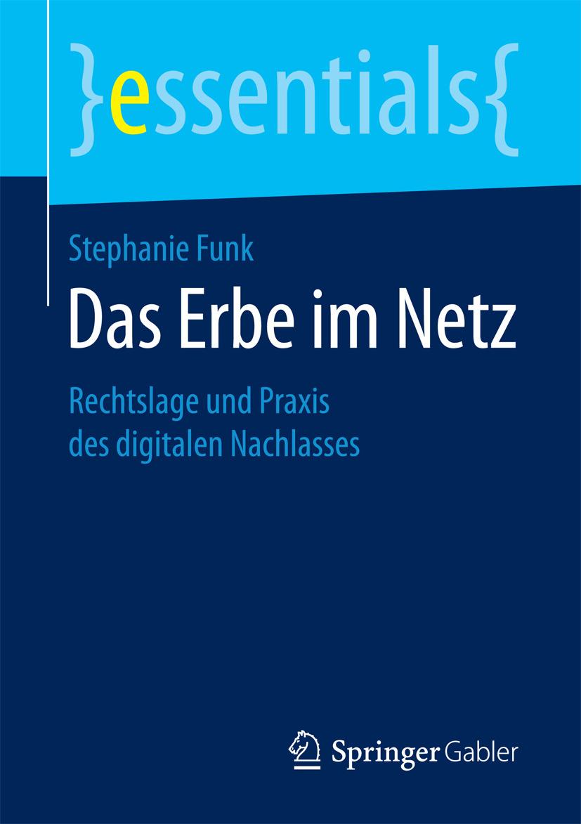 Funk, Stephanie - Das Erbe im Netz, ebook
