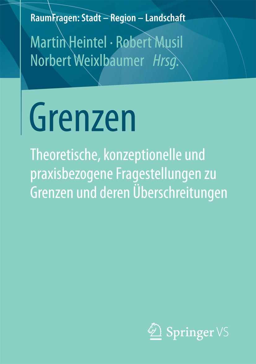 Heintel, Martin - Grenzen, ebook