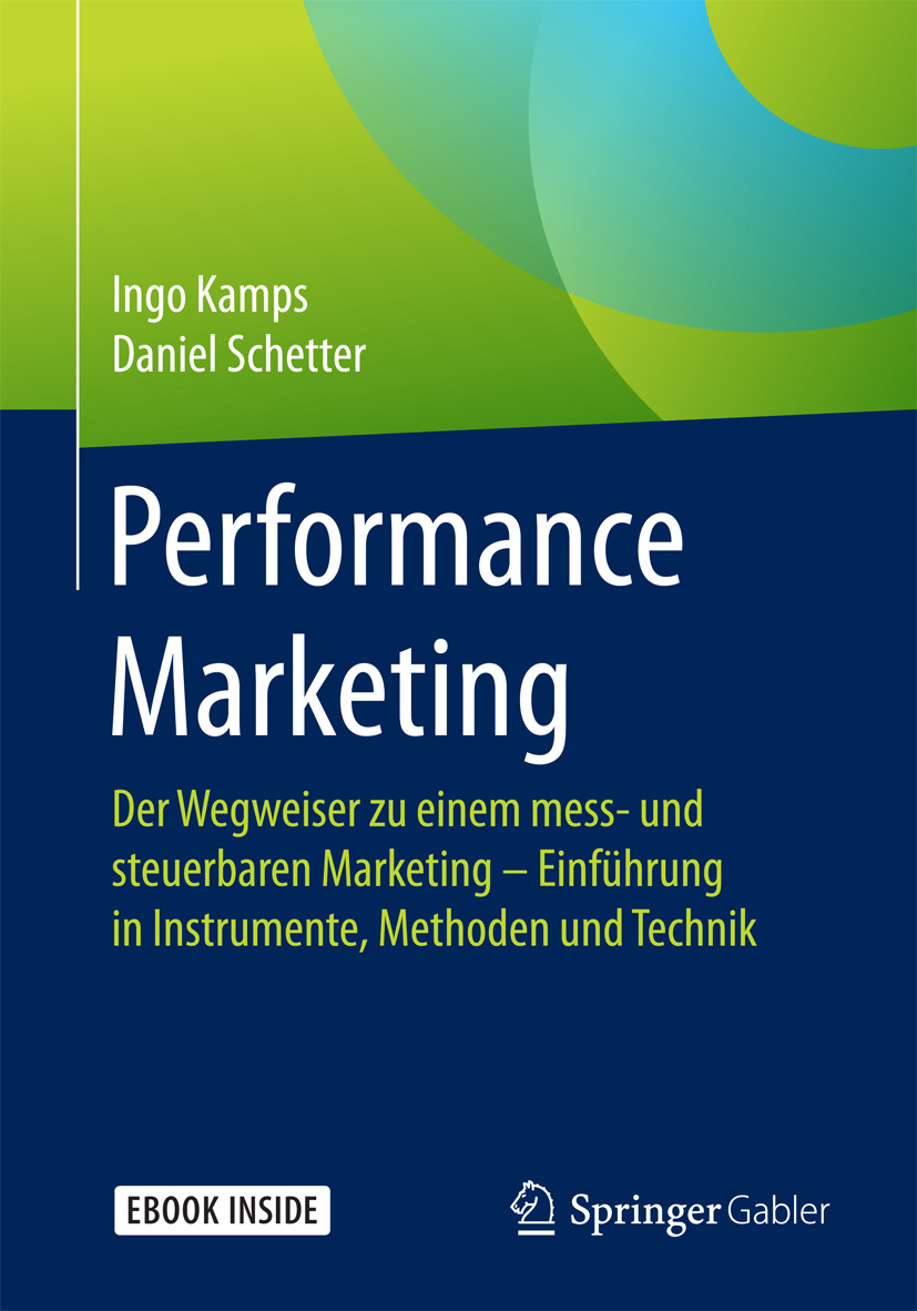 Kamps, Ingo - Performance Marketing, ebook