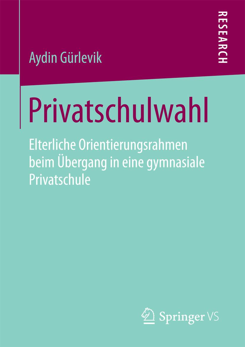 Gürlevik, Aydin - Privatschulwahl, ebook