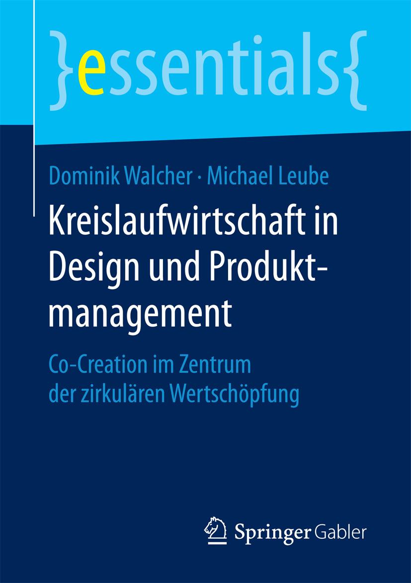 Leube, Michael - Kreislaufwirtschaft in Design und Produktmanagement, ebook