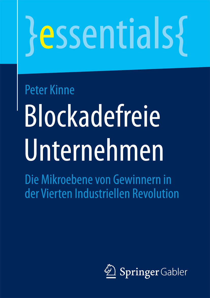 Kinne, Peter - Blockadefreie Unternehmen, ebook