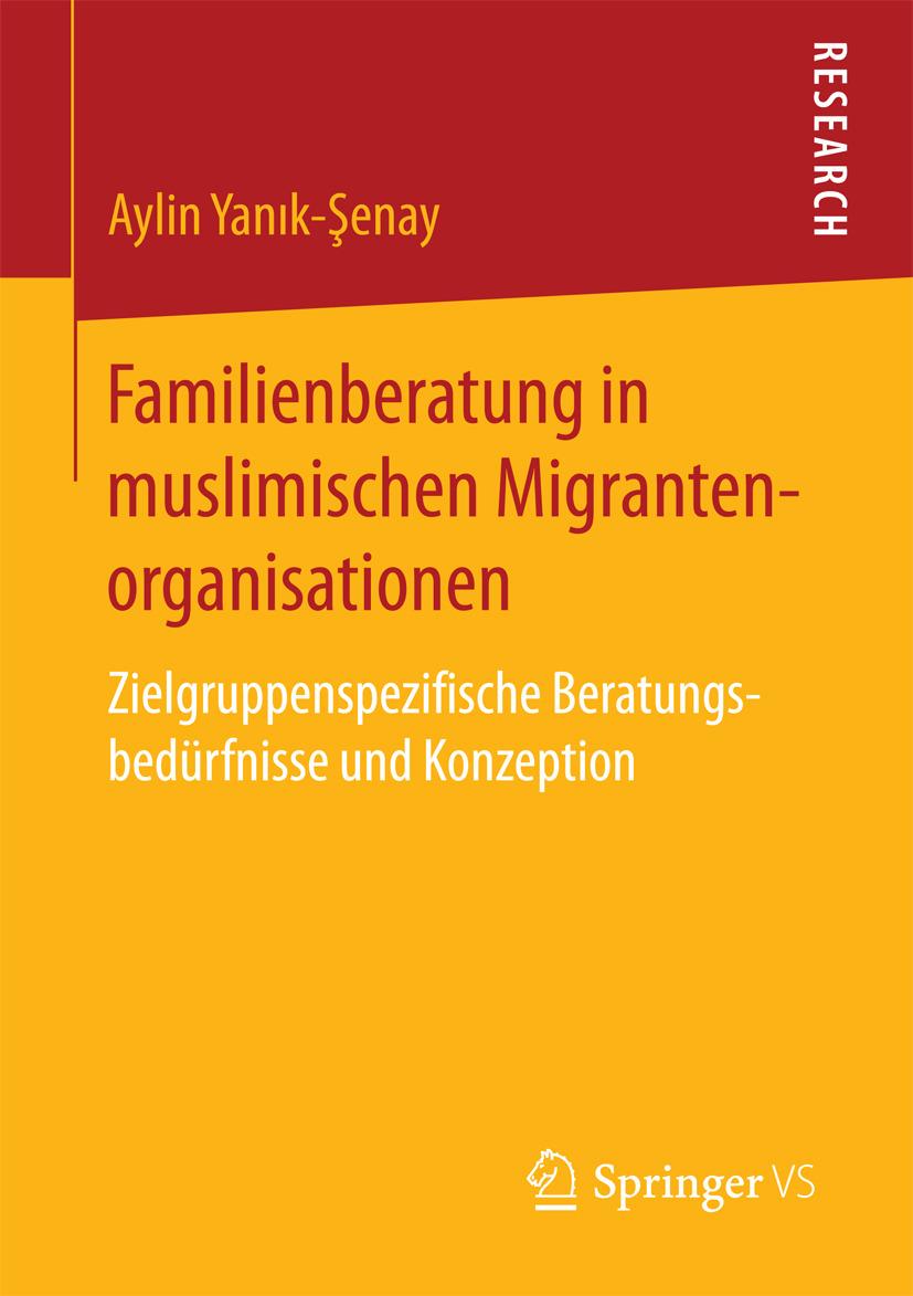 Yanik-Şenay, Aylin - Familienberatung in muslimischen Migrantenorganisationen, ebook