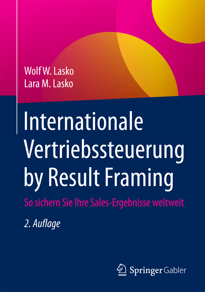 Lasko, Lara M. - Internationale Vertriebssteuerung by Result Framing, ebook