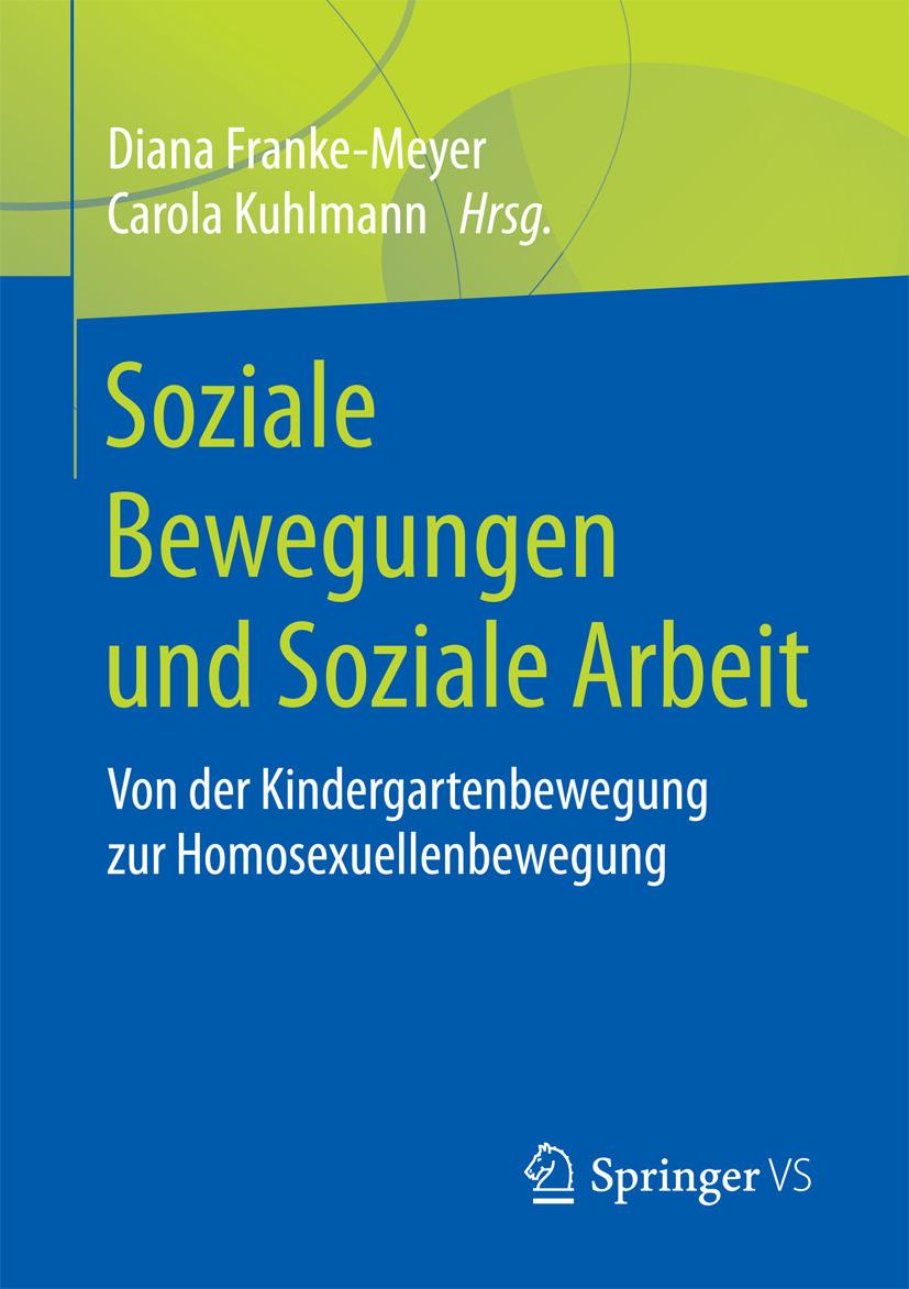 Franke-Meyer, Diana - Soziale Bewegungen und Soziale Arbeit, ebook