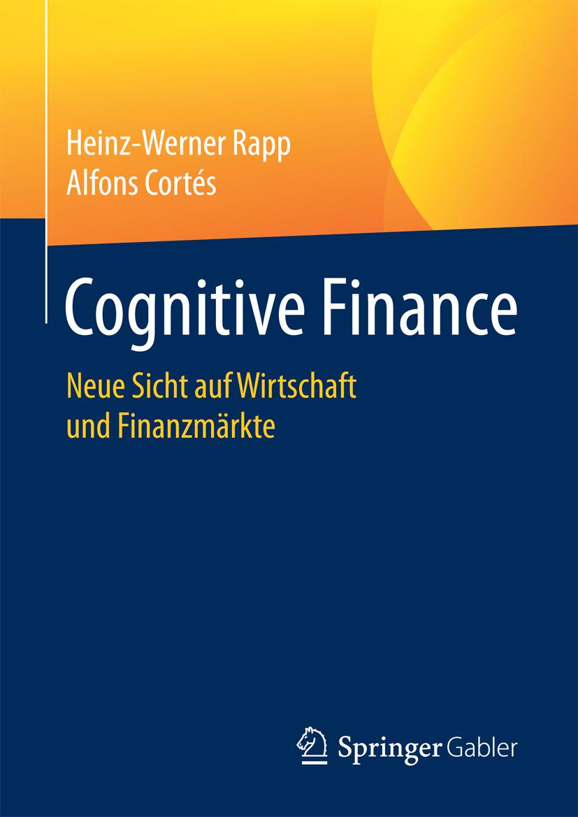 Cortés, Alfons - Cognitive Finance, e-kirja