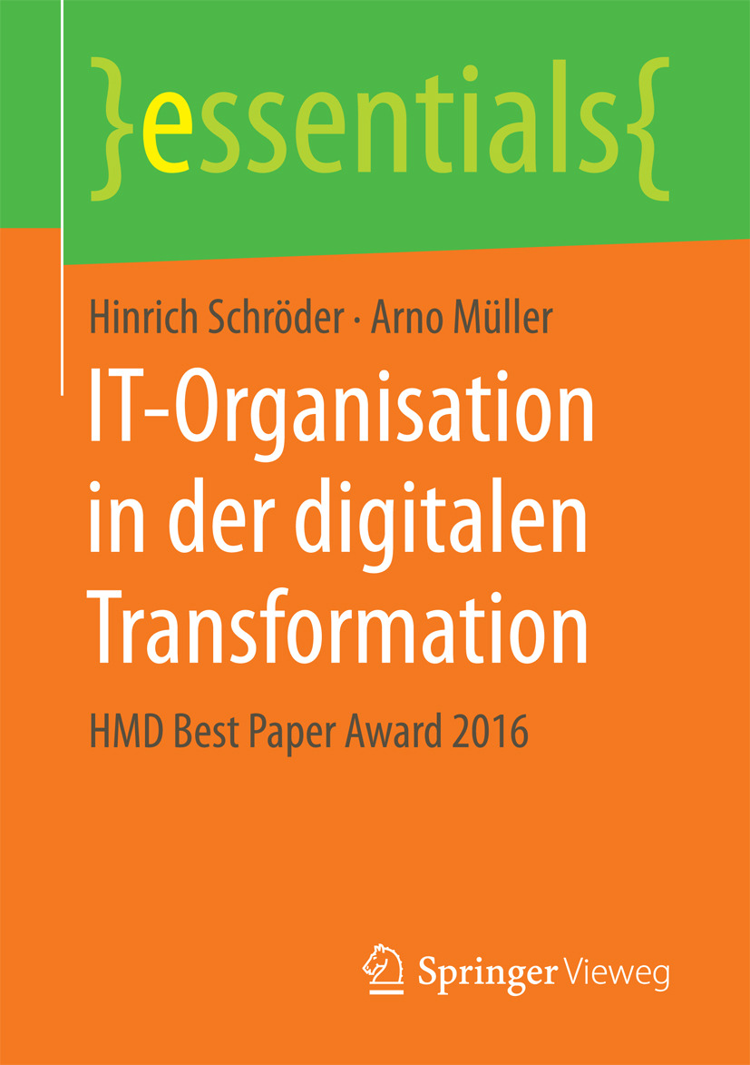 Müller, Arno - IT-Organisation in der digitalen Transformation, ebook