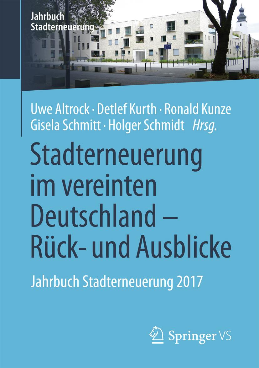 Altrock, Uwe - Stadterneuerung im vereinten Deutschland – Rück- und Ausblicke, ebook