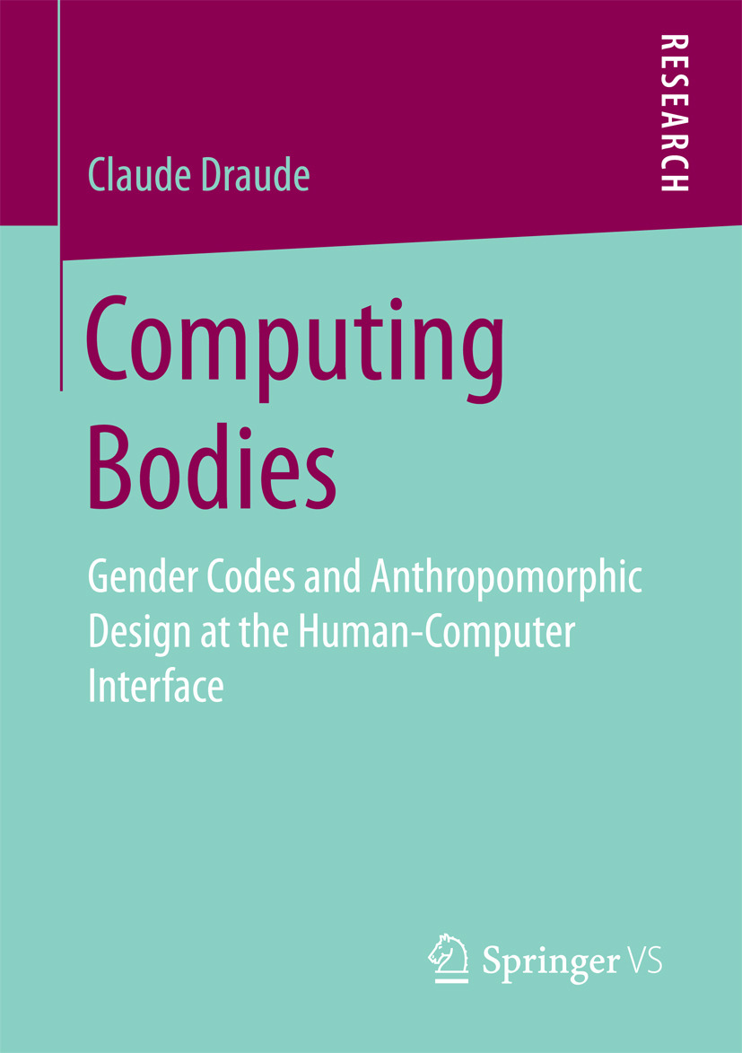 Draude, Claude - Computing Bodies, ebook